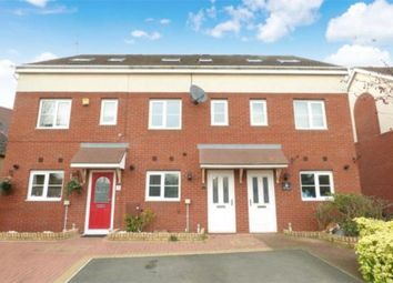 Thumbnail 3 bed terraced house for sale in The Waterfront, Exhall, Coventry