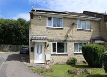 Thumbnail 2 bed end terrace house for sale in Herons Way, Caerphilly