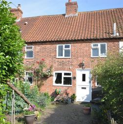 Thumbnail 3 bed terraced house for sale in Church Lane, Plumtree, Nottingham