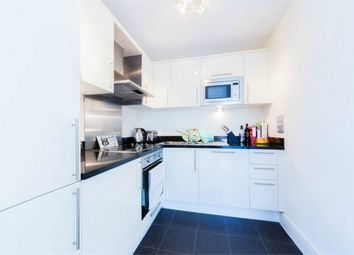Thumbnail 1 bedroom flat for sale in Wharfside Point South, 4 Prestons Road, London