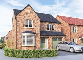 Thumbnail 4 bed detached house for sale in Plot 8, The Paddocks, Rillington, Malton