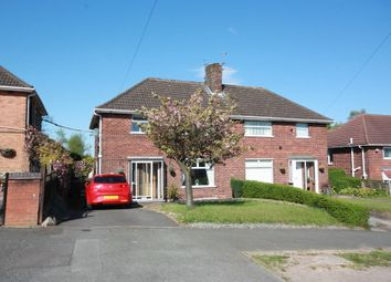Thumbnail 3 bed semi-detached house for sale in Galleys Bank, Kidsgrove, Stoke-On-Trent