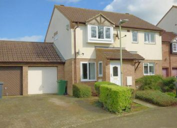 Thumbnail 2 bed property to rent in Buscombe Gardens, Hucclecote, Gloucester