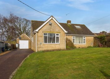 Thumbnail 4 bed detached bungalow for sale in High Street, Upper Heyford, Bicester