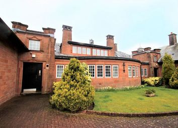 Thumbnail 2 bed flat for sale in Lintwhite Crescent, Bridge Of Weir, Renfrewshire