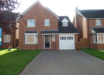Thumbnail 4 bed property to rent in Chater Drive, Nantwich