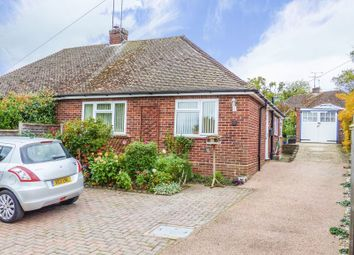 Thumbnail 2 bed semi-detached bungalow for sale in West Ridge, Bourne End