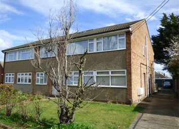 Thumbnail 2 bed maisonette for sale in Briscoe Road, Rainham, Essex