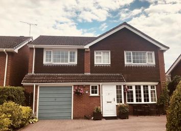 Thumbnail 4 bed detached house for sale in Grosvenor Avenue, Alsager, Cheshire