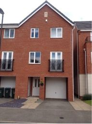 Thumbnail 1 bed town house to rent in Yarrow Walk, Coventry