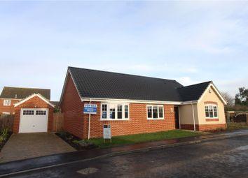 Thumbnail 3 bed detached bungalow for sale in Plot 6, Barn Owl Close, Off Station Road, Reedham