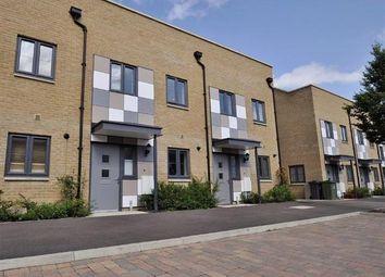 Thumbnail 2 bedroom terraced house for sale in Samuel Peto Way, Ashford
