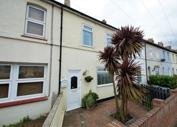 Thumbnail 2 bedroom terraced house for sale in Stanhope Road, Swanscombe, Kent