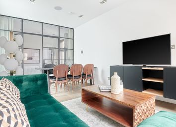 Thumbnail 3 bed flat to rent in Bell Yard, London