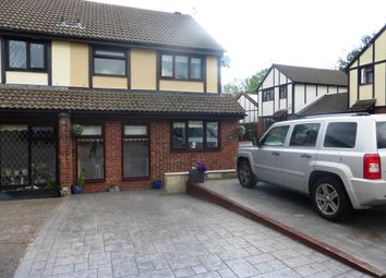 Thumbnail 3 bed semi-detached house for sale in Heritage Park, St. Mellons, Cardiff