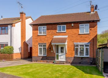 Thumbnail 4 bed detached house for sale in Purbeck Avenue, Shepshed, Loughborough