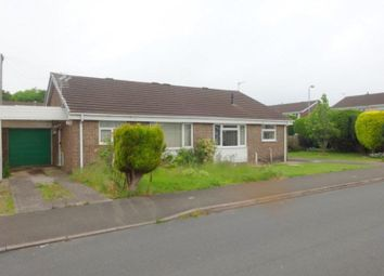 Thumbnail 2 bed semi-detached bungalow for sale in Blackbird Road, Caldicot