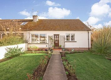 Thumbnail 2 bed semi-detached bungalow for sale in 14, Drylaw Gardens, East Linton