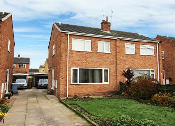 Thumbnail 3 bed semi-detached house for sale in Sennen Court, Retford