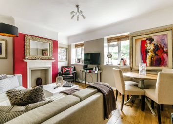 Thumbnail 2 bed flat for sale in Warwick Lodge, West Hampstead