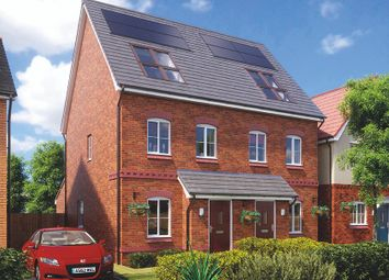 Thumbnail 3 bed semi-detached house for sale in The Stamford, Shevingtons Lane, Kirkby, Liverpool, Merseyside