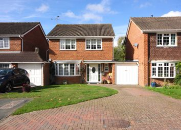 Thumbnail 4 bed link-detached house for sale in St. Annes Road, Pound Hill, Crawley