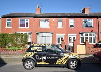 Thumbnail 3 bed terraced house to rent in Threlfall Road, Blackpool, Lancashire