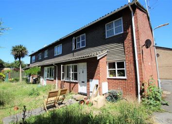 Thumbnail End terrace house to rent in Ratcliffe Close, Uxbridge, Middlesex