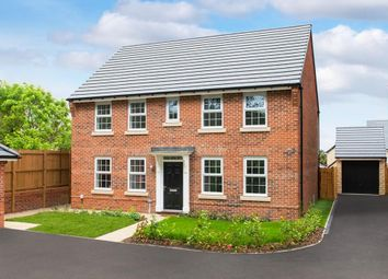 "Thumbnail 4 bedroom detached house for sale in ""Chelworth"" at Heathfield Lane, Birkenshaw, Bradford"