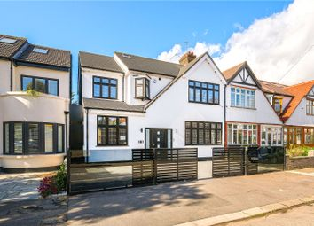 Thumbnail 5 bed semi-detached house for sale in Canterbury Avenue, Ilford, Essex