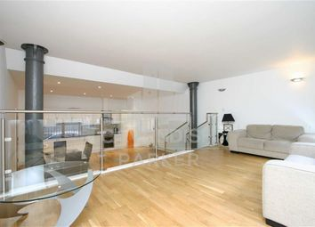 Thumbnail 1 bed flat to rent in Shepherdess Place, Old Street, London
