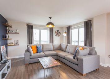 Thumbnail 1 bed flat for sale in 20/10 Hesperus Crossway, Edinburgh