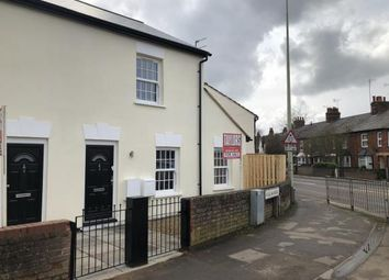 Thumbnail 3 bed end terrace house for sale in Willian Road, Hitchin, Hertfordshire