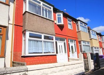 Thumbnail 3 bed terraced house to rent in Rossall Road, Old Swan, Liverpool