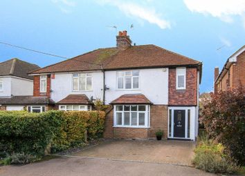 Thumbnail 3 bed semi-detached house for sale in Manor Road, Tring