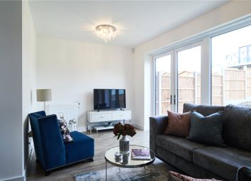 Thumbnail 1 bed flat for sale in Hornbeam Court, Park Road