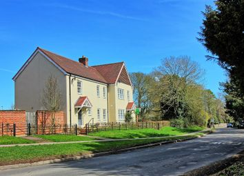 Thumbnail 3 bed semi-detached house for sale in Chapel Close, Barkway, Royston