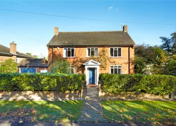 Thumbnail 4 bed detached house for sale in Downs Avenue, Epsom, Surrey