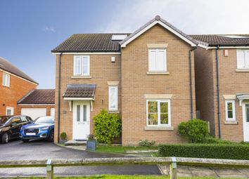 Thumbnail 4 bed detached house for sale in Wood Mead, Cheswick Village, Bristol