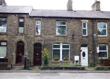 Thumbnail 3 bed terraced house for sale in Bridgemont, Whaley Bridge, High Peak, Derbyshire