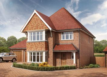 Thumbnail 4 bed detached house for sale in Keymer Road, Burgess Hill, West Sussex