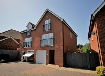 Thumbnail 3 bed town house for sale in Warsash Road, Warsash, Southampton