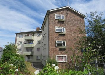 Thumbnail 2 bed flat for sale in Stoke Road, Central, Plymouth