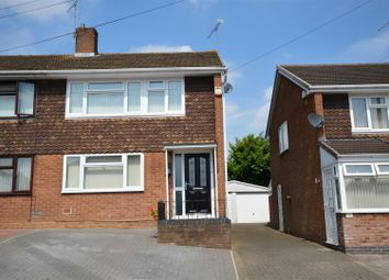 Thumbnail 3 bed semi-detached house for sale in Gaza Close, Tile Hill, Coventry