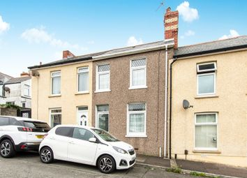 Thumbnail 3 bedroom terraced house for sale in Cyril Street, Barry