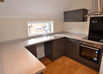 Thumbnail 1 bed flat to rent in Baxter Gate, Loughborough