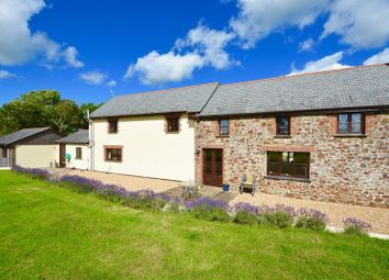 Thumbnail 5 bed barn conversion for sale in Sheepwash, Beaworthy