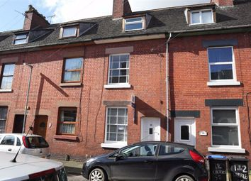 Thumbnail 4 bed terraced house for sale in Chorley Street, Leek