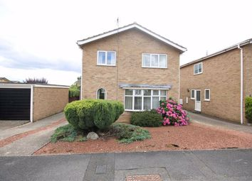 Thumbnail 4 bed detached house for sale in Gordon Close, Darlington, Co. Durham