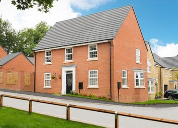 "Thumbnail 4 bedroom detached house for sale in ""Cornell"" at Sandbeck Lane, Wetherby"